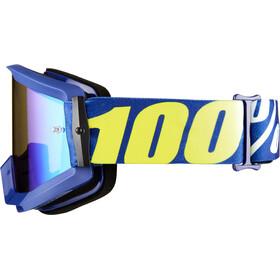 100% Strata Goggles, hope-mirror